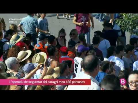 Sant Joan 2017: Caragol des Born - Jaleo