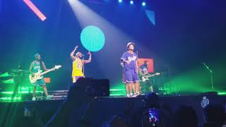 Bruno Mars - That's What I Like (24K Magic World Tour in Hong Kong)
