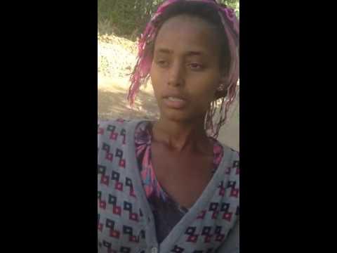 Ethiopian preaching testimony of miracles
