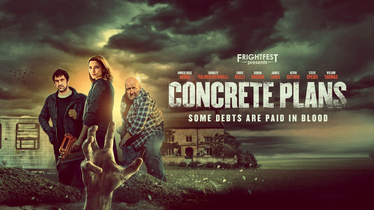 Concrete Plans | UK Trailer | 2020 | British Thriller