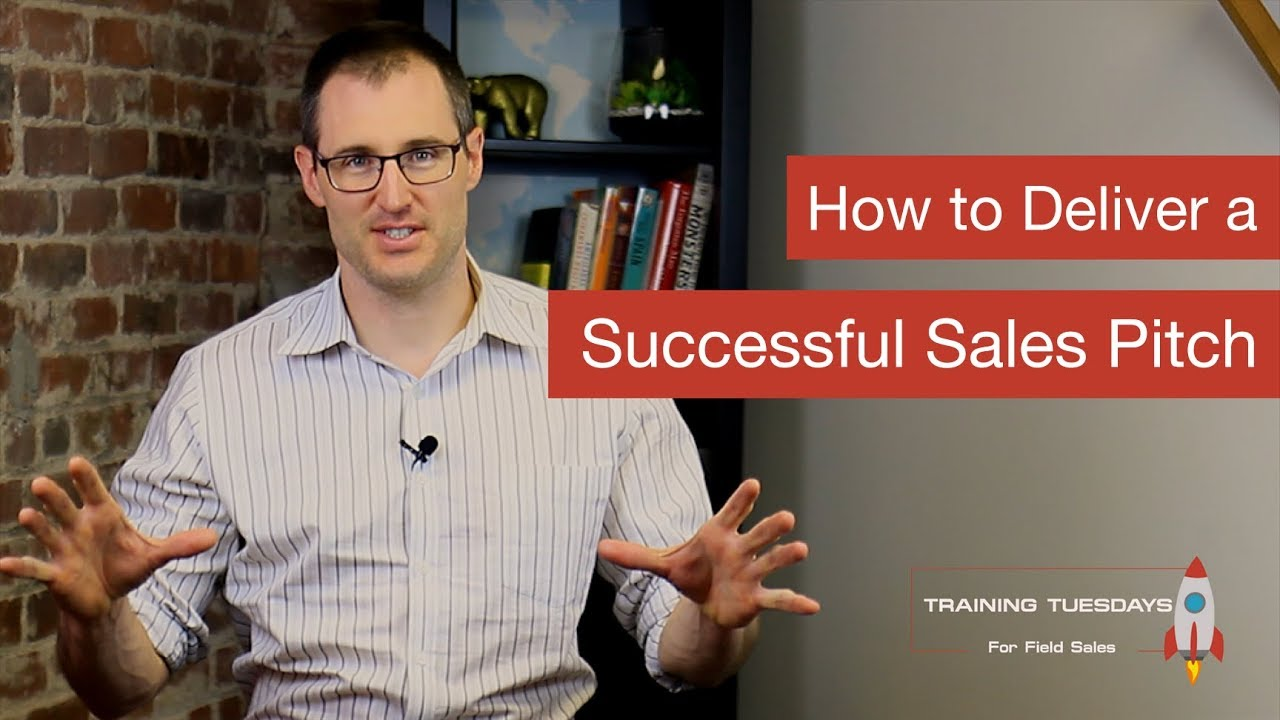 How To Deliver A Successful Sales Pitch