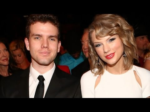 Why Taylor Swift's Brother Threw Kanye West Designed Sneakers in Trash