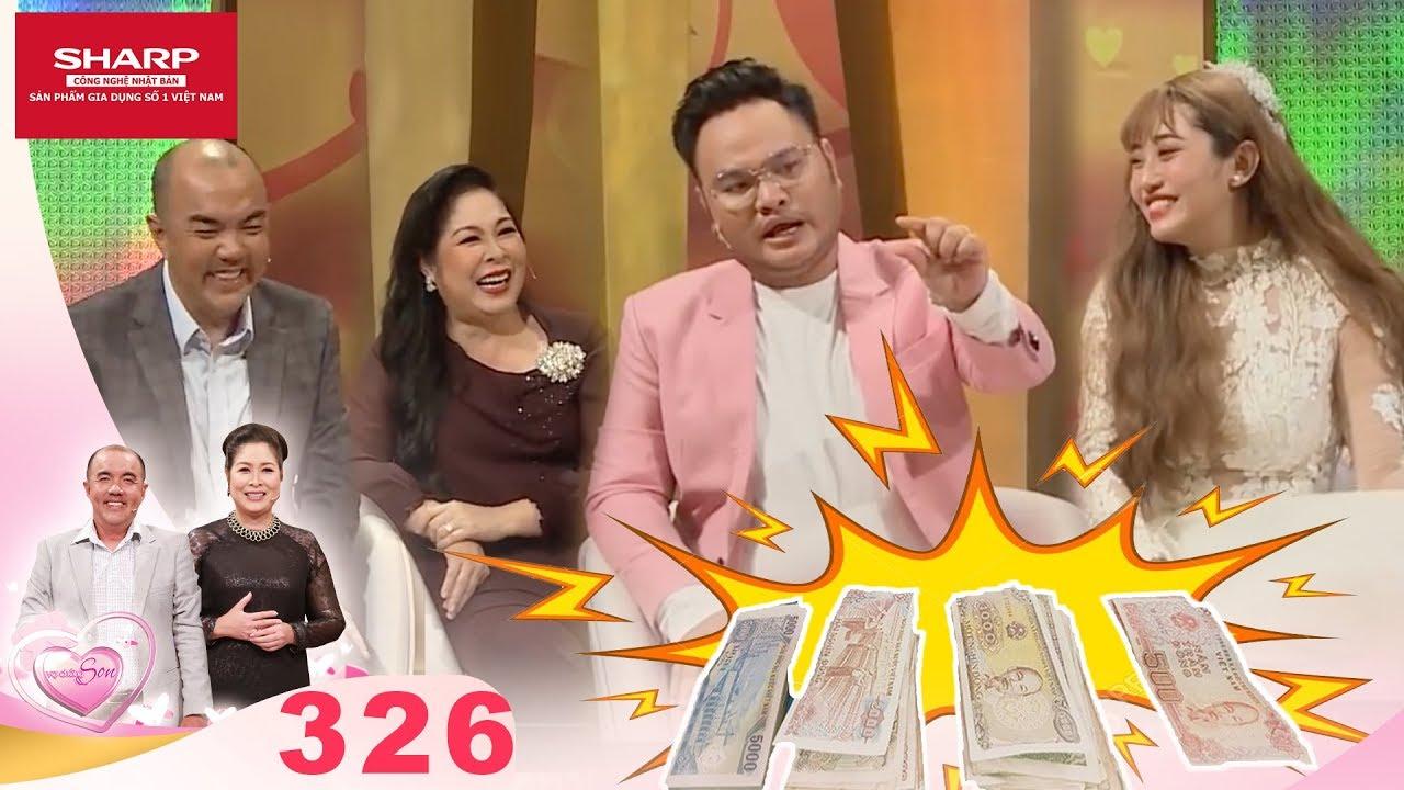 image Vợ Chồng Son | Tập 326 FULL | Vinh Râu giận tím người đếm tiền lẻ đêm tân hôn vì bị bạn bè chơi khăm
