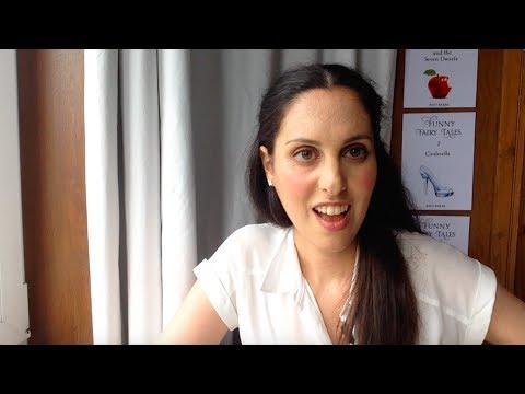 Funny Fairy Tales Blog Tour June 21 Laurie's Place Reut Barak