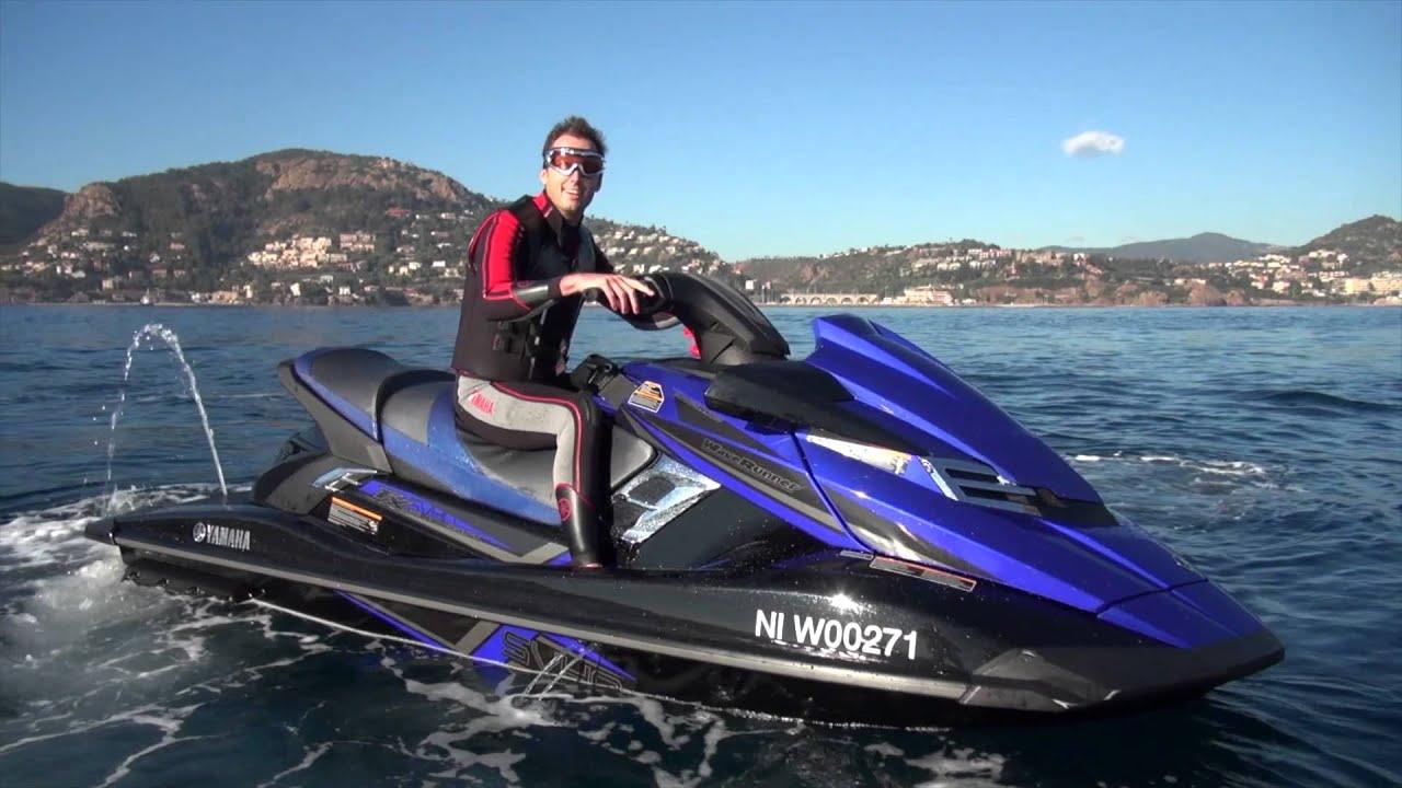 New Yamaha Fx Svho