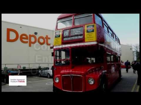 London Transport Museum Friends