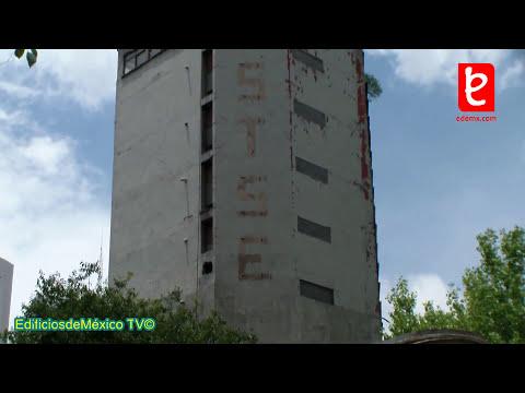 Arquitectura Muerta: Edificio Insurgentes 85. Abandoned architecture. www.edemx.com