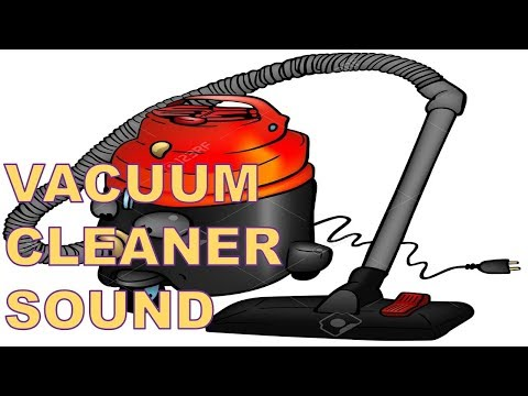 Vacuum Cleaner Sleep Video for Babies - 1 Hour