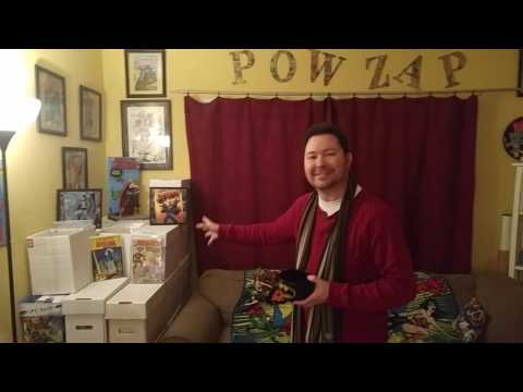 Rik Gives A Tour Of His Man Cave