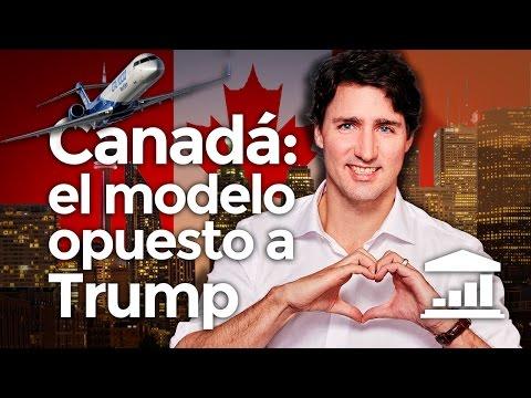 ¿Por qué CANADÁ quiere MÁS INMIGRANTES? - VisualPolitik