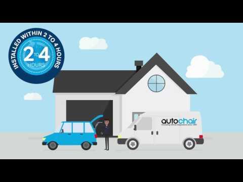 Auto Chair - Customer Journey