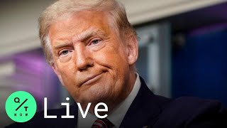 LIVE: Trump Paid No Income Taxes in 10 of the Past 15 Years, NYT Reports | Happening Today