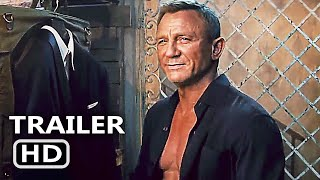 NO TIME TO DIE Omega Trailer (New 2020) James Bond 007 Action Movie HD