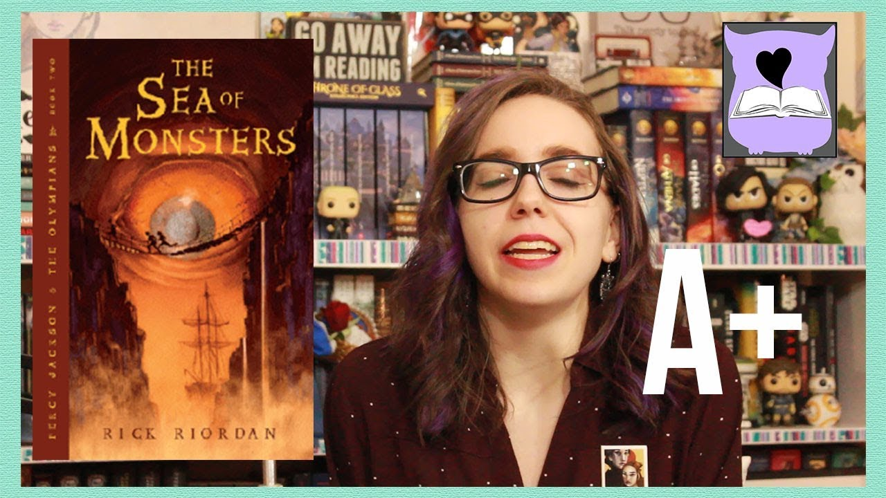 Download The Sea of Monsters - Spoiler Free Book Review