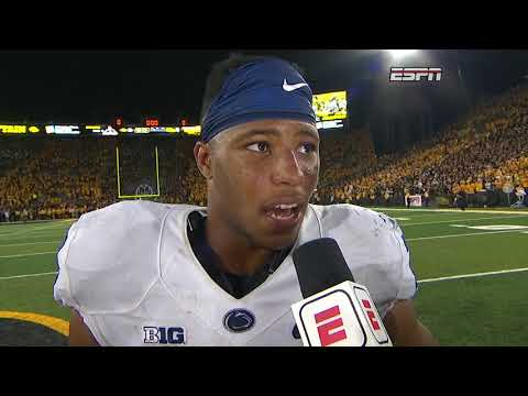 ESPN - Saquon Barkley and James Franklin Postgame Interview