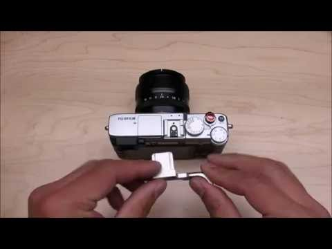 Fujifilm X-E2S Thumbrest by Lensmate