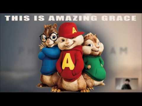 This Is Amazing Grace - Phil Wickham [Alvin & The Chipmunks]