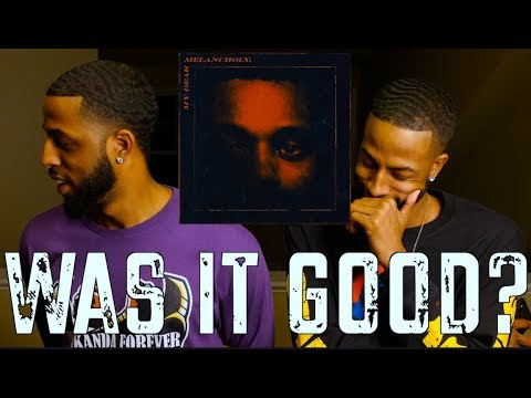 "THE WEEKND ""MY DEAR MELANCHOLY,"" REVIEW AND REACTION #MALLORYBROS 4K"