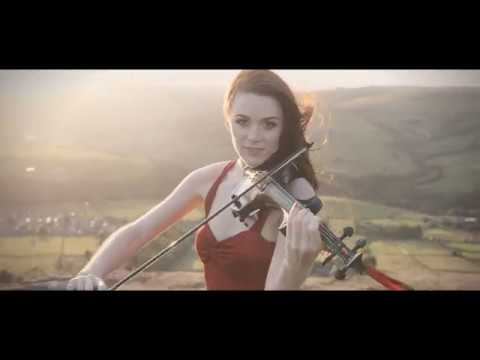 Kaun Tujhe - M.S Dhoni - The Untold Story - violin cover by Lauren Charlotte