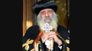 عظة قداسة البابا شنودة عيد القيامة المجيد ج-١ ٢٠٠٩ Thumbnail