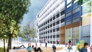 American School Hong Kong Campus Transformation