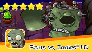 Plants vs  Zombies™ HD ROOF Level 10 Day2 Walkthrough The zombies are coming! Recommend index five s