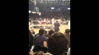 Barclay's center: Brooklyn nets game