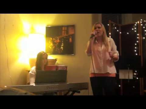 Use Somebody (Cover)- Amy Rice