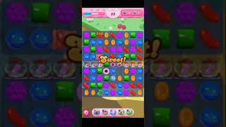 Candy Crush Saga level 1045 Hard