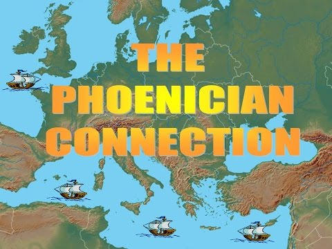 The Ancient Mariners of Phoenicia & The Israelite Tribe of Dan.avi