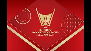 2021 FIH Indoor Hockey World Cup Launch Video