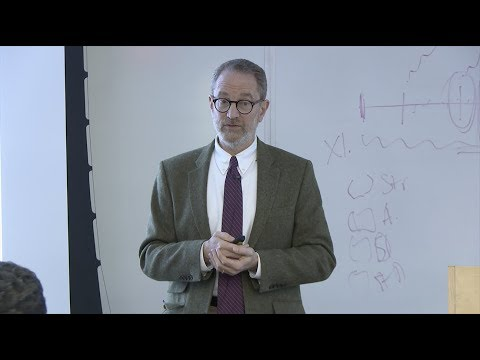 """Climate Change and Human Health"" Lecture by Howard Frumkin"