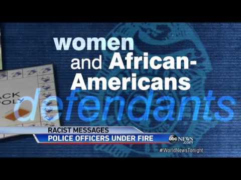 16 Miami Police Officers Under Investigation in Racist and Sexist Email Scandal Video   ABC News
