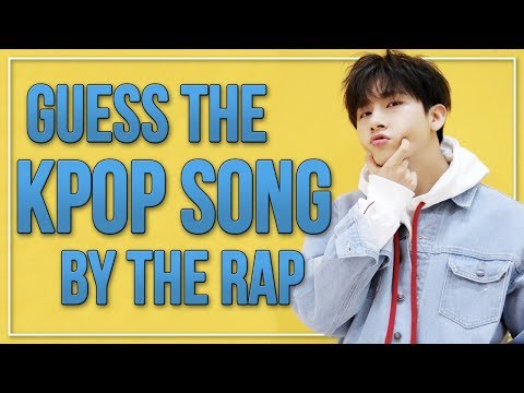 GUESS THE KPOP SONG BY THE RAP | Part 6 | KPOP Challenge | Difficulty: Easy