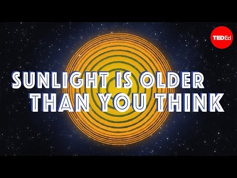 Video image: Sunlight is way older than you think - Sten Odenwald