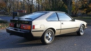 sold 1982 toyota supra for sale automatic low miles moon roof exceptional condition
