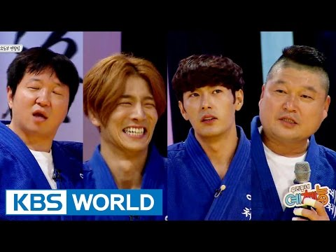 Cool Kiz on the Block | 우리동네 예체능 - The Fourth Official Match (2015.12.08)