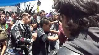 tigra en el chopo 33 años de rebelion punk en mexico parte 2