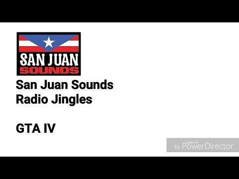 San Juan Sounds Radio Jingles (GTA IV)