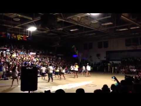 2012 El Rancho High School Night Pep Rally