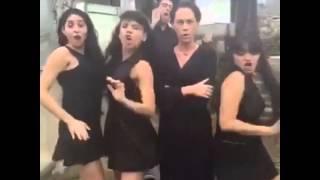 Yuri vargas bailando EL TAXI