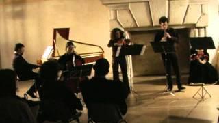 """Canti di Corte - Biagio Marini, """"la Candela"""""""