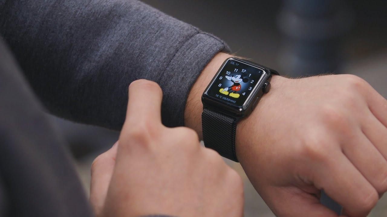 Самый адекватный обзор китайского Apple Watch. - YouTube