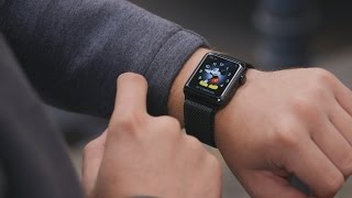обзор Apple Watch Series 2  теперь с GPS