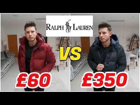 Are Designer Jackets Really Worth The Price? (Ralph Lauren Vs Asos)