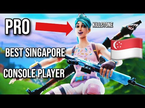 Best Fortnite Singapore Console Player?!