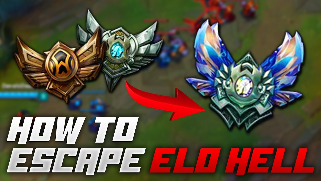 5 Easy Tips to Escape Elo Hell - League of Legends Guide - YouTube