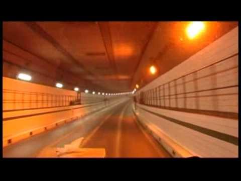 Tunnel under Suez Canal