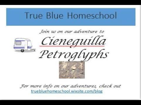 TBHS -Cieneguilla Petroglyphs, N.M.