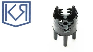 Фиксатор арматуры ФУ-40(Фиксатор-стульчик ФУ 40 обеспечивает толщину защитного слоя от 40 мм, до 45 мм. Применяется для арматуры диаме..., 2015-11-10T08:54:37.000Z)